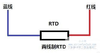 PT100 温度传感器原理及使用接线方法